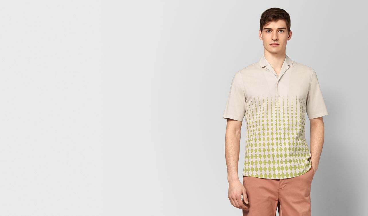 mist cotton shirt landing