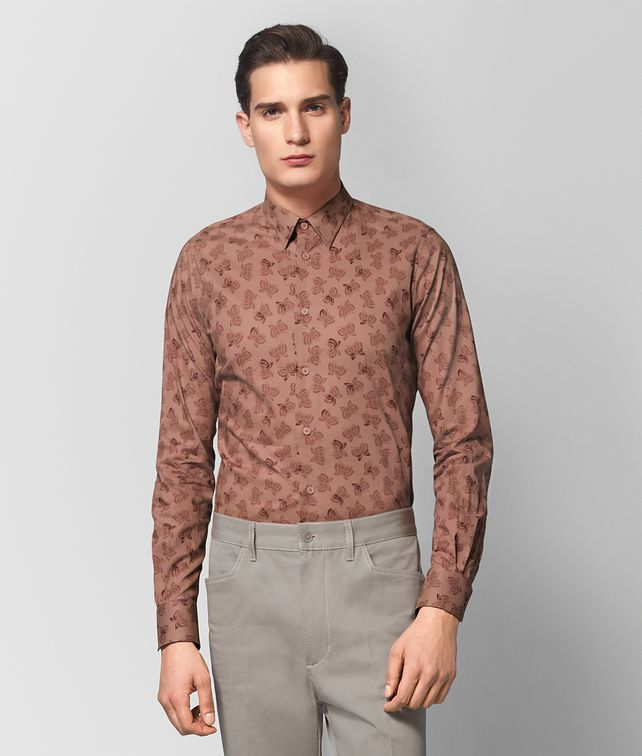 BOTTEGA VENETA DAHLIA COTTON SHIRT Shirt [*** pickupInStoreShippingNotGuaranteed_info ***] fp