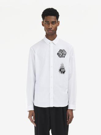 McQ Cube 衬衫