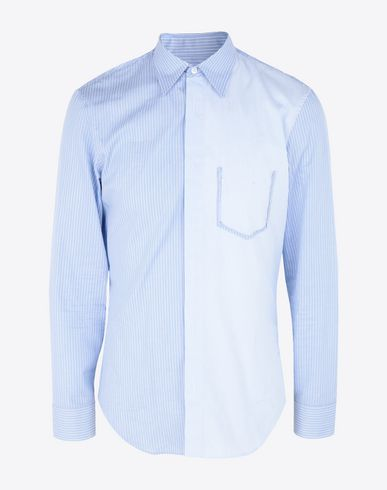 MAISON MARGIELA Long sleeve shirt Man Classic travel shirt f