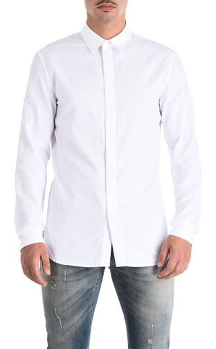 JUST CAVALLI Long sleeve shirt Man Savanna shirt f
