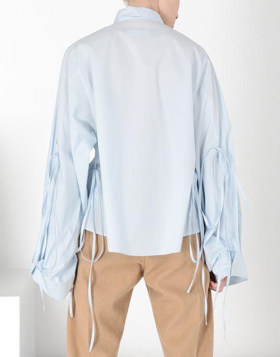 MM6 MAISON MARGIELA Parachute poplin tie shirt Long sleeve shirt [*** pickupInStoreShipping_info ***] d