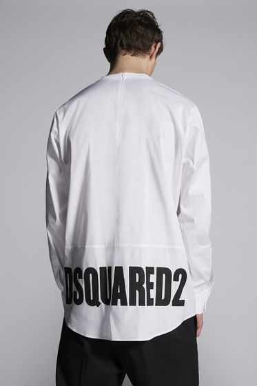 DSQUARED2 牛仔衬衫 [*** pickupInStoreShippingNotGuaranteed_info ***] S71DM0214S30544470 m