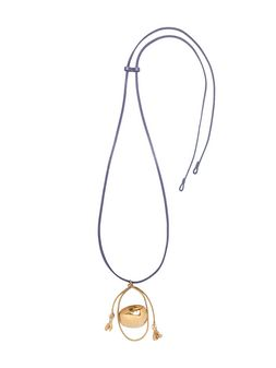 Marni Necklace in metal and ceramic Woman