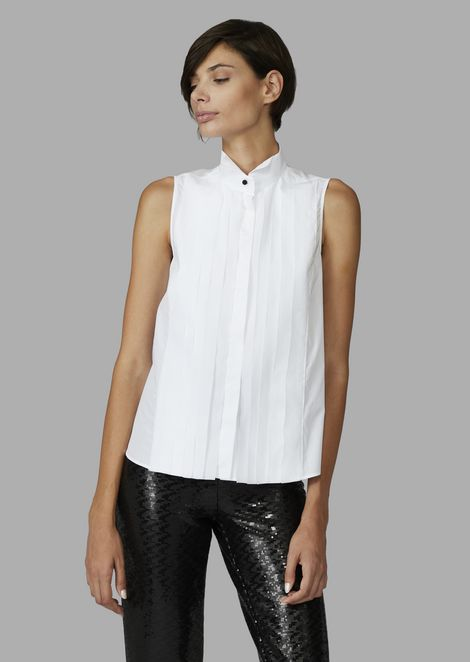 963578c085 Women's Shirts Tops | Giorgio Armani