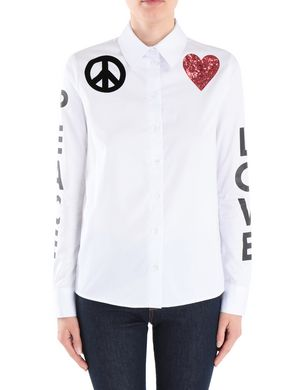 LOVE MOSCHINO Sweatshirt Woman r