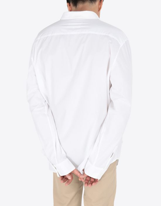MAISON MARGIELA Poplin shirt Long sleeve shirt [*** pickupInStoreShippingNotGuaranteed_info ***] e