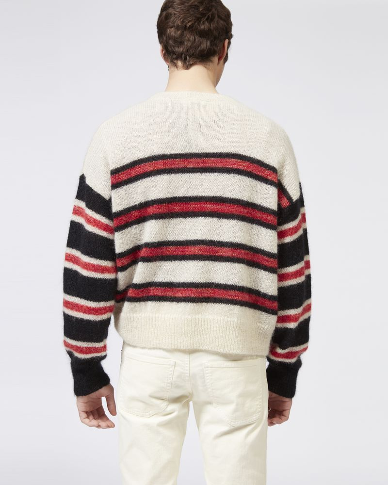 RUSSELLH striped jumper ISABEL MARANT