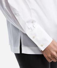 KARL LAGERFELD Рубашка KARL из поплина с воротником-бабочкой 9_f