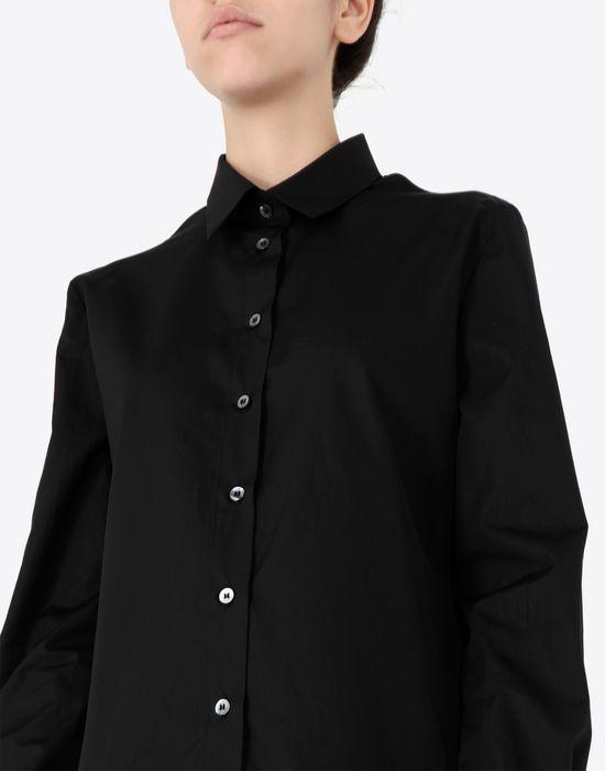 MAISON MARGIELA Décortiqué' poplin shirt Long sleeve shirt [*** pickupInStoreShipping_info ***] a
