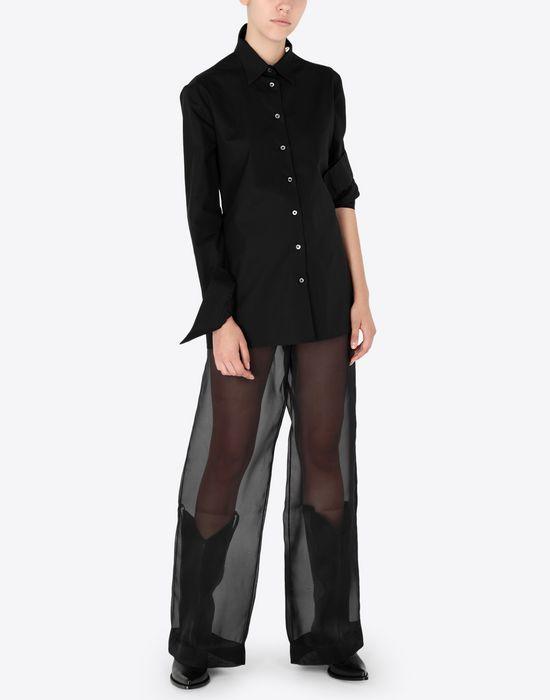 MAISON MARGIELA Décortiqué' poplin shirt Long sleeve shirt [*** pickupInStoreShipping_info ***] d