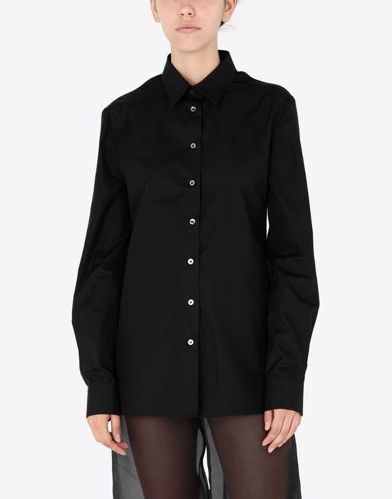 MAISON MARGIELA Décortiqué' poplin shirt Long sleeve shirt [*** pickupInStoreShipping_info ***] r