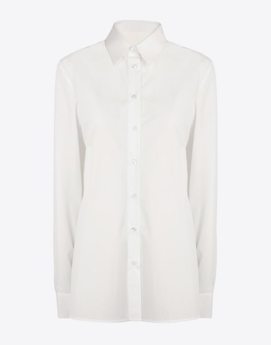 MAISON MARGIELA Décortiqué shirt Long sleeve shirt [*** pickupInStoreShipping_info ***] f