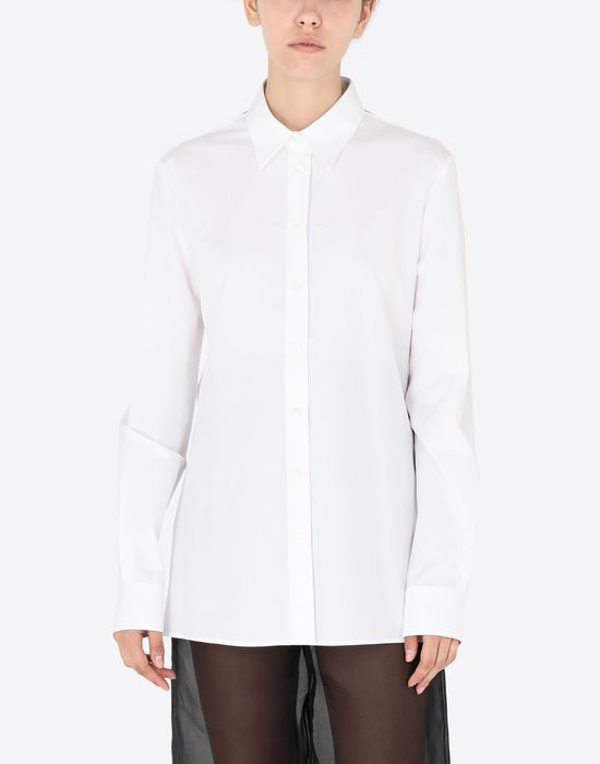 MAISON MARGIELA Décortiqué shirt Long sleeve shirt [*** pickupInStoreShipping_info ***] r