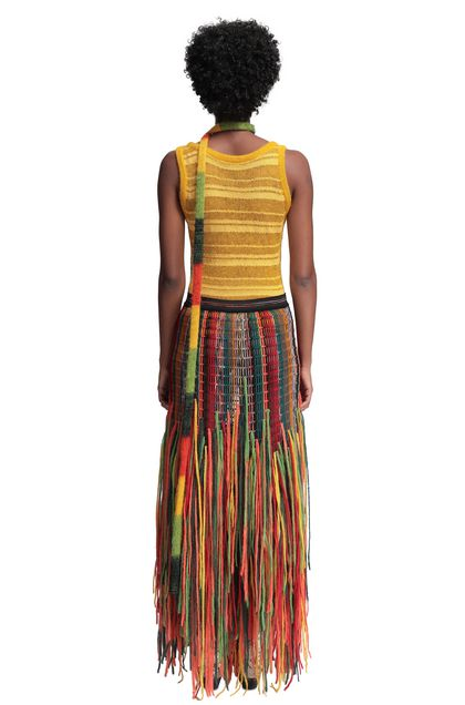MISSONI Vest Yellow Woman - Front