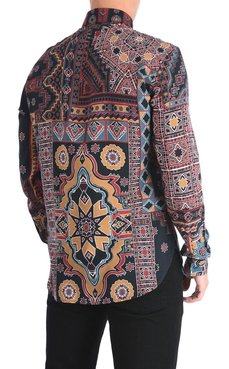 JUST CAVALLI Berber Dream shirt Long sleeve shirt [*** pickupInStoreShippingNotGuaranteed_info ***] d