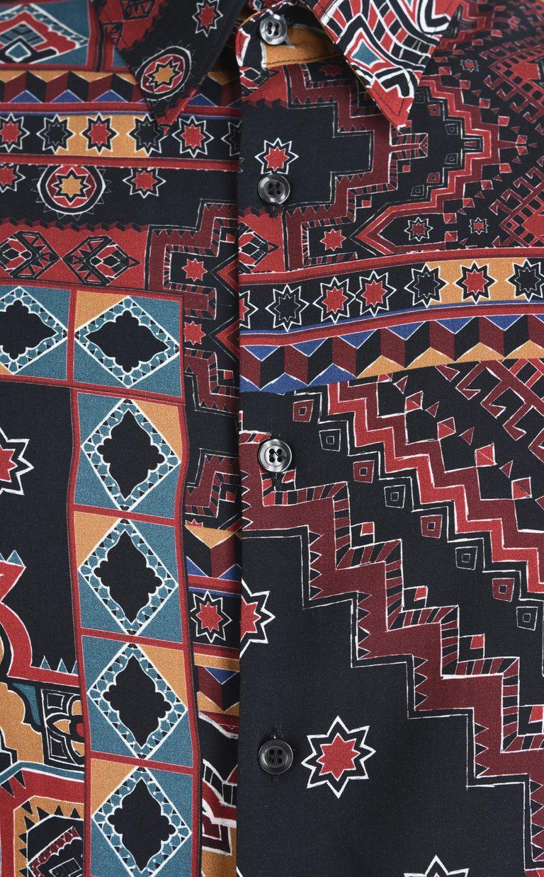 JUST CAVALLI Berber Dream shirt Long sleeve shirt [*** pickupInStoreShippingNotGuaranteed_info ***] e