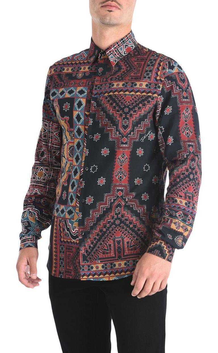 JUST CAVALLI Berber Dream shirt Long sleeve shirt [*** pickupInStoreShippingNotGuaranteed_info ***] f