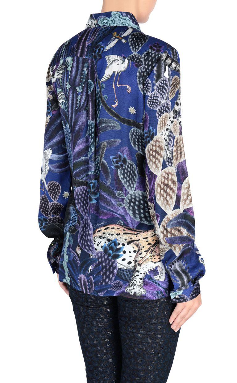 JUST CAVALLI Oniric Garden shirt Long sleeve shirt [*** pickupInStoreShipping_info ***] d