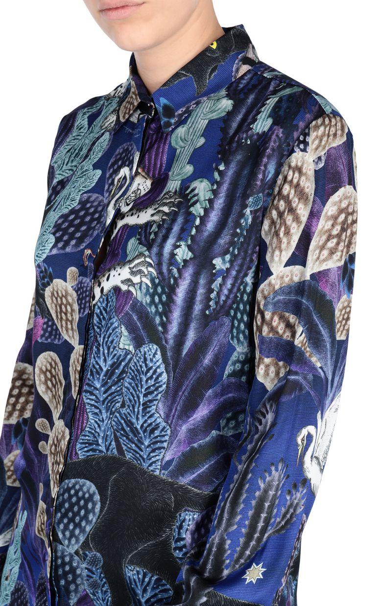 JUST CAVALLI Oniric Garden shirt Long sleeve shirt [*** pickupInStoreShipping_info ***] e