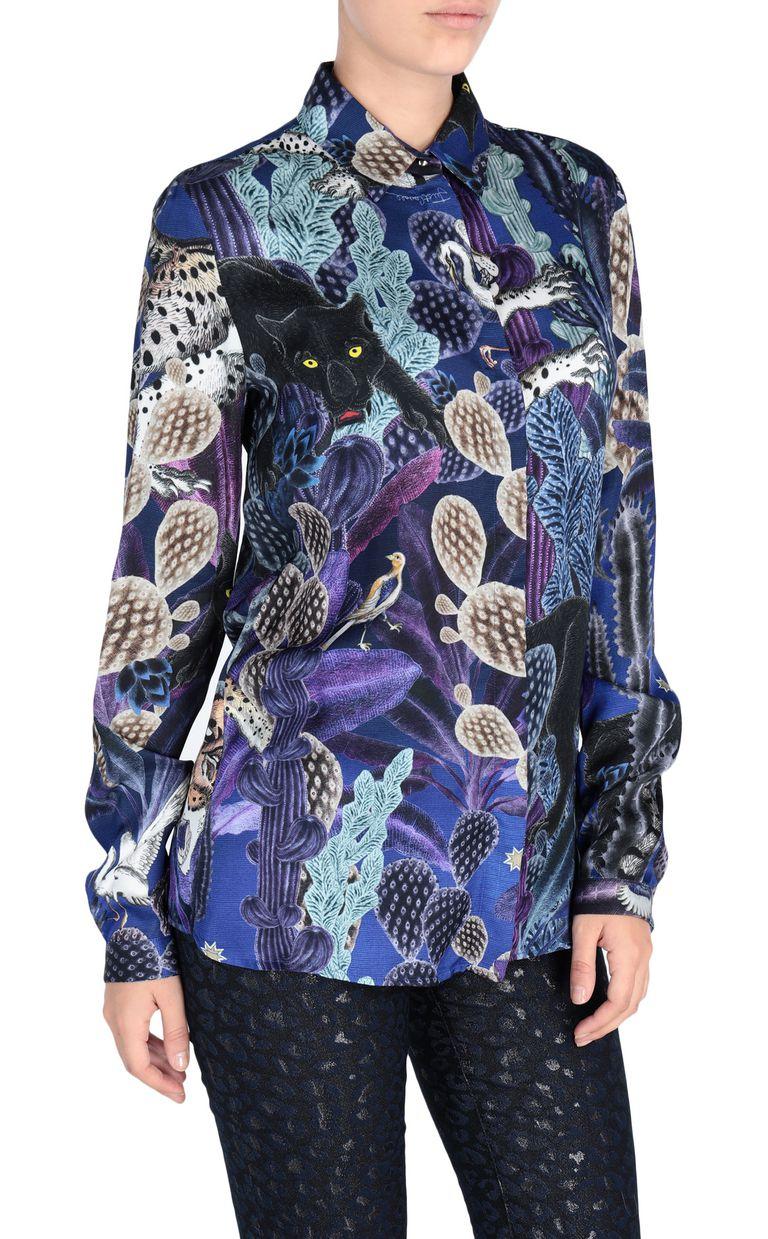 JUST CAVALLI Oniric Garden shirt Long sleeve shirt [*** pickupInStoreShipping_info ***] f