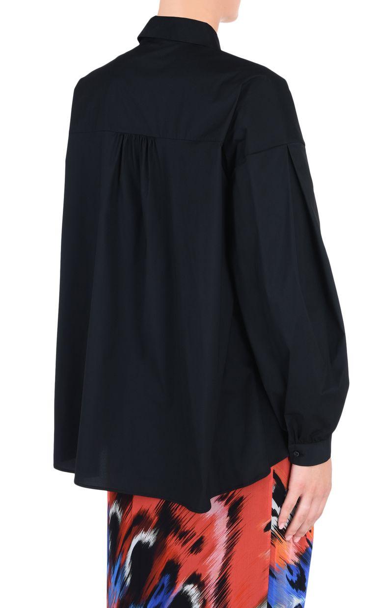 JUST CAVALLI Oversized shirt Long sleeve shirt Woman d