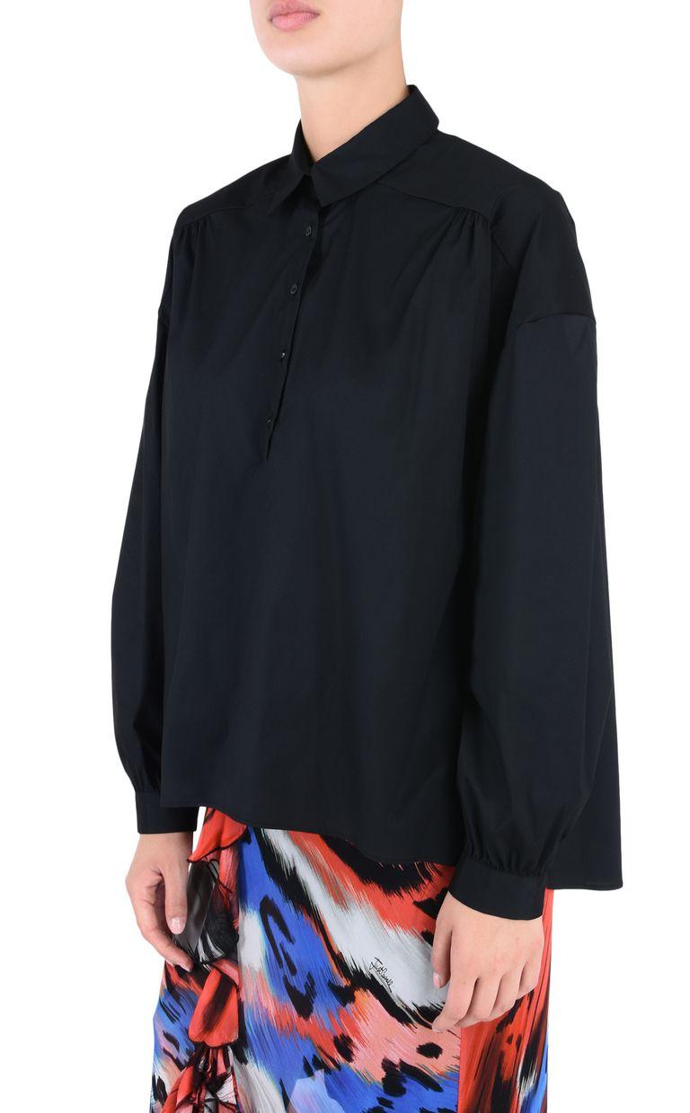 JUST CAVALLI Oversized shirt Long sleeve shirt Woman f