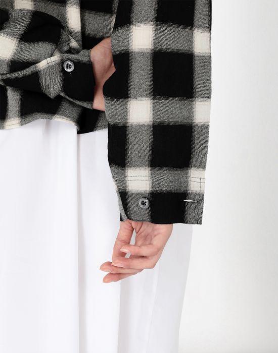 MM6 MAISON MARGIELA Checked shirt  Long sleeve shirt [*** pickupInStoreShipping_info ***] a