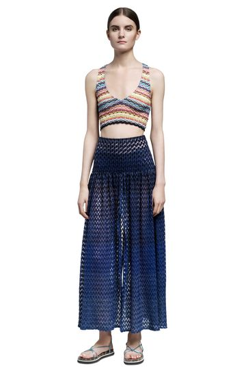 MISSONI MARE TOP BEACHWEAR レディース m