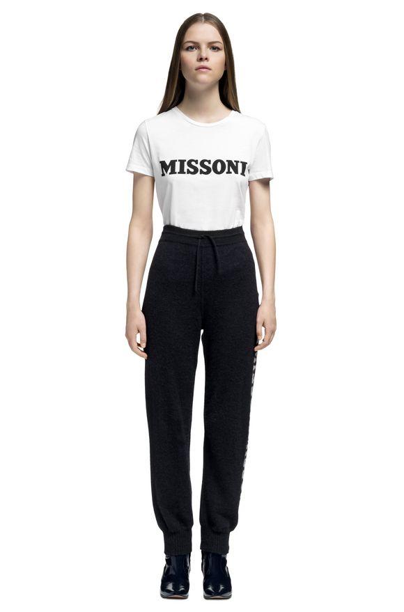 MISSONI Tシャツ レディース, フロント