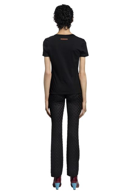MISSONI T-shirt Black Woman - Front