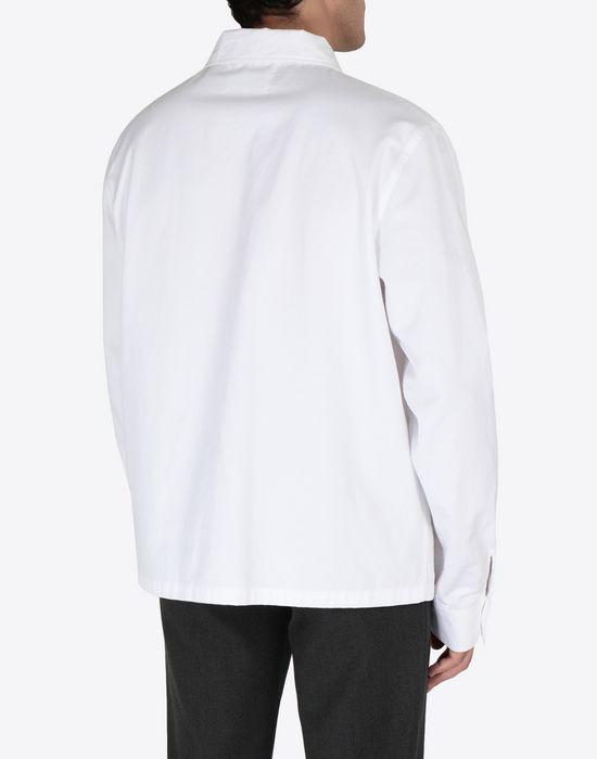 MAISON MARGIELA Cotton gabardine shirt Long sleeve shirt [*** pickupInStoreShippingNotGuaranteed_info ***] e