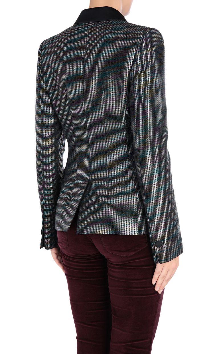 JUST CAVALLI Elegant multicoloured blazer Blazer [*** pickupInStoreShipping_info ***] d