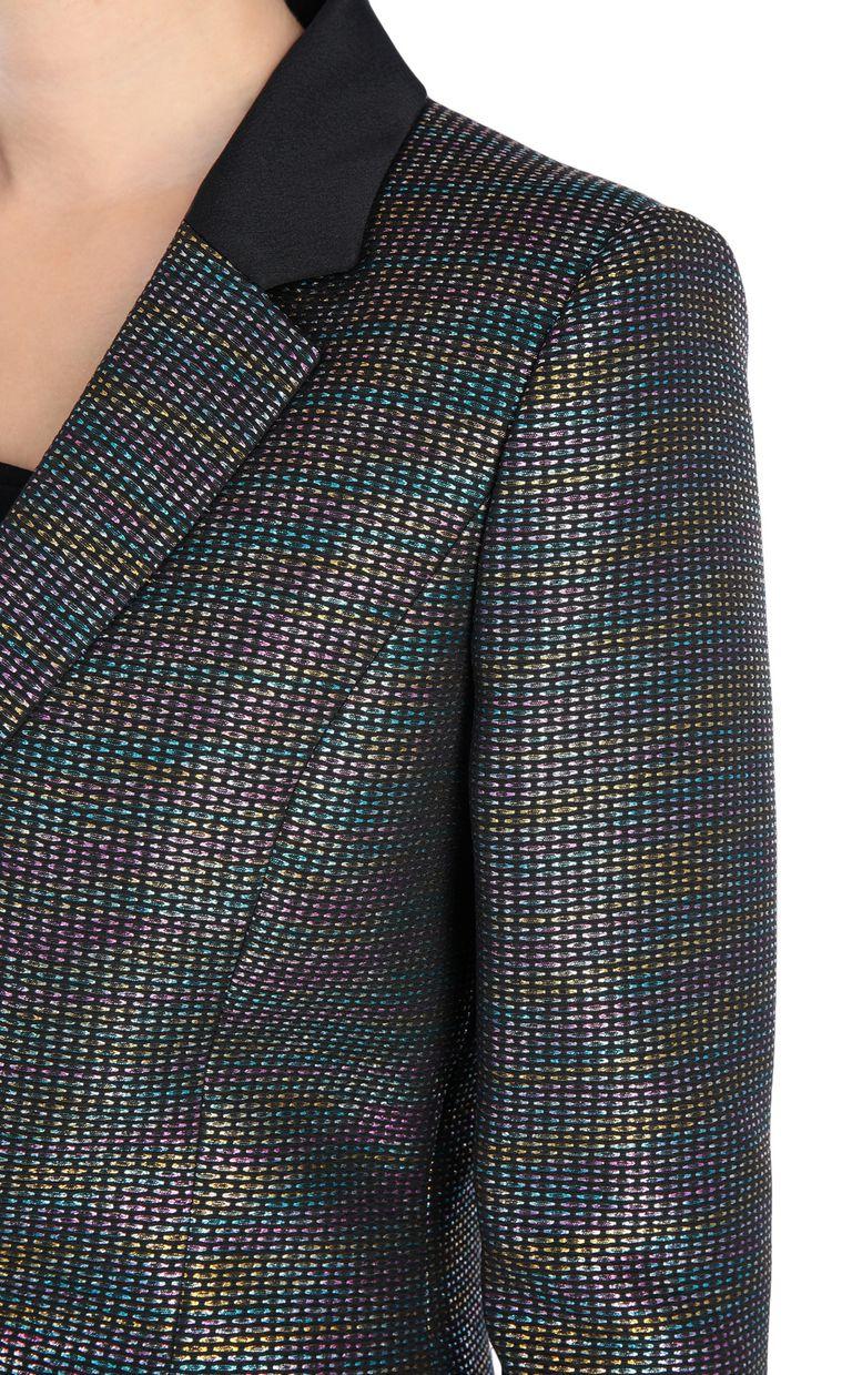 JUST CAVALLI Elegant multicoloured blazer Blazer [*** pickupInStoreShipping_info ***] e
