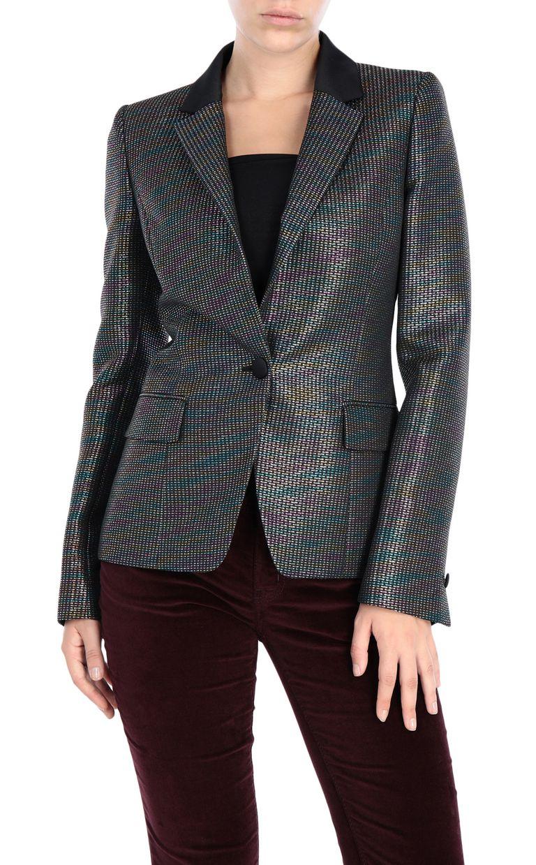 JUST CAVALLI Elegant multicoloured blazer Blazer [*** pickupInStoreShipping_info ***] f