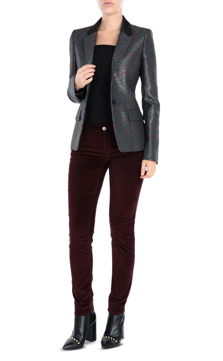 JUST CAVALLI Elegant multicoloured blazer Blazer [*** pickupInStoreShipping_info ***] r