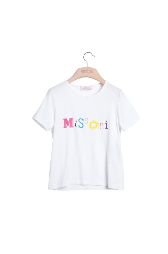 MISSONI T-shirt White Woman