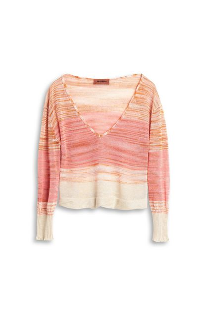 MISSONI Shirt Coral Woman - Front