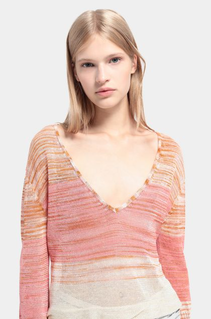 MISSONI Shirt Coral Woman - Back
