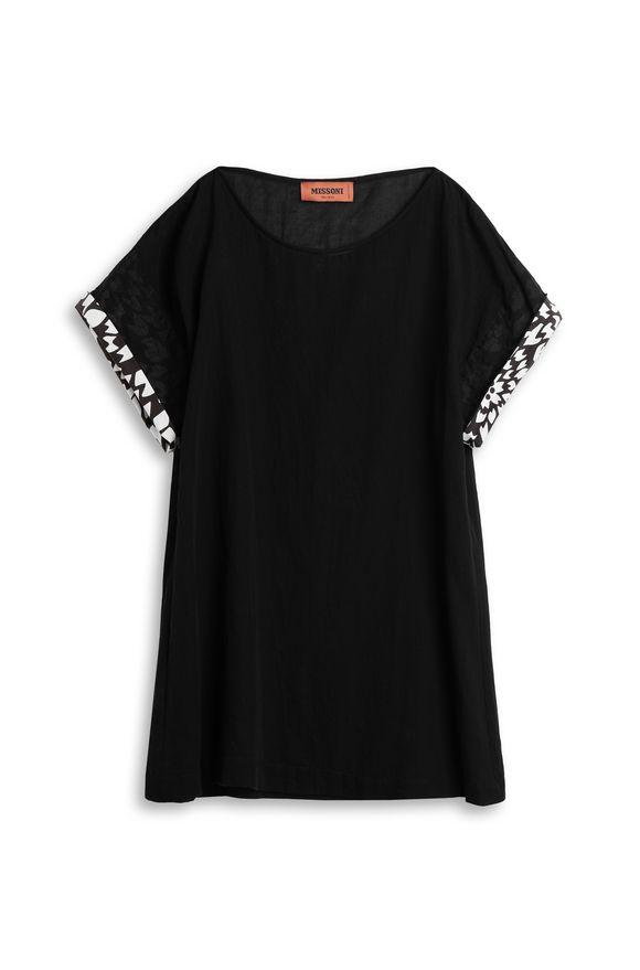 MISSONI T-shirt Donna, Vista di fronte