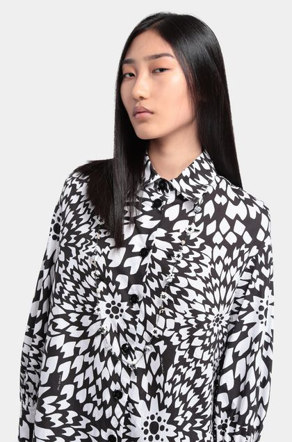 MISSONI Shirt Black Woman - Back