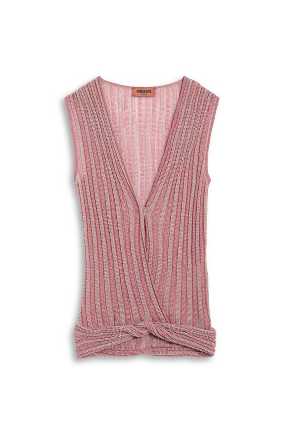 MISSONI Top Damen, Rückansicht