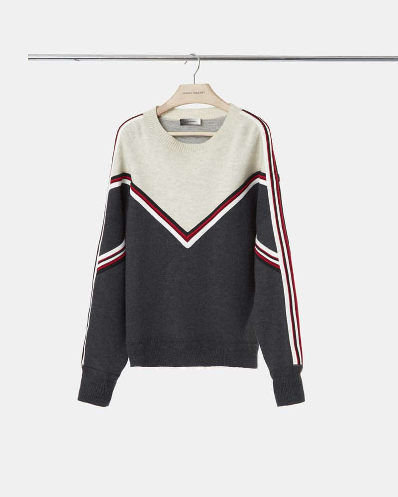 EIMO two colour jumper ISABEL MARANT