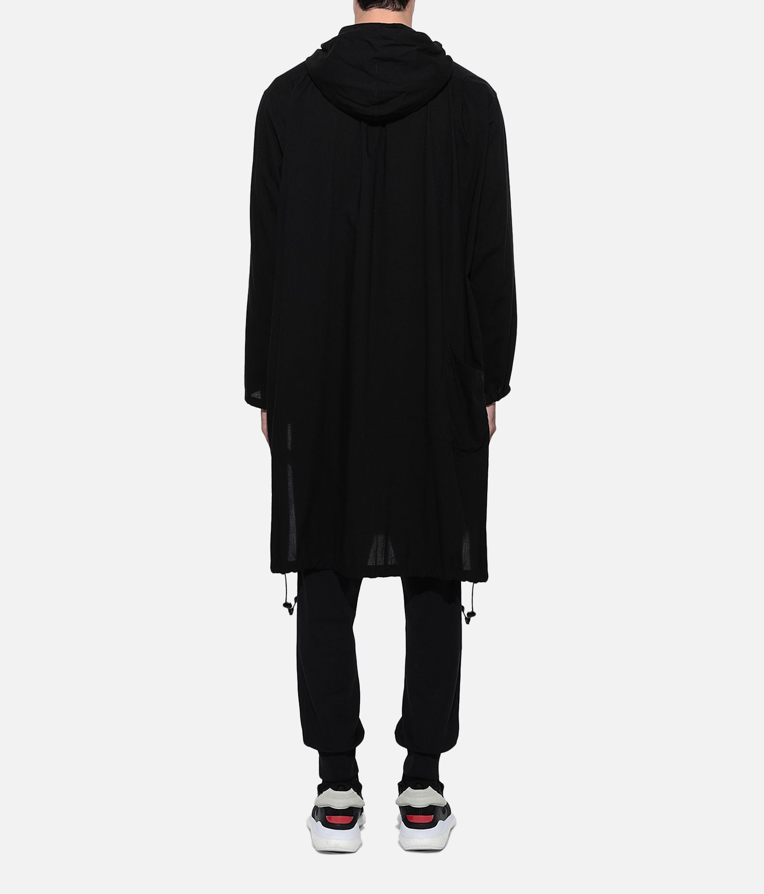 Y-3 Y-3 Hooded Long Shirt Long sleeve shirt Man d