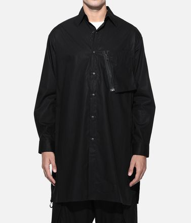 2df11534d Y-3 Long sleeve shirt Man Y-3 Tech Long Shirt r