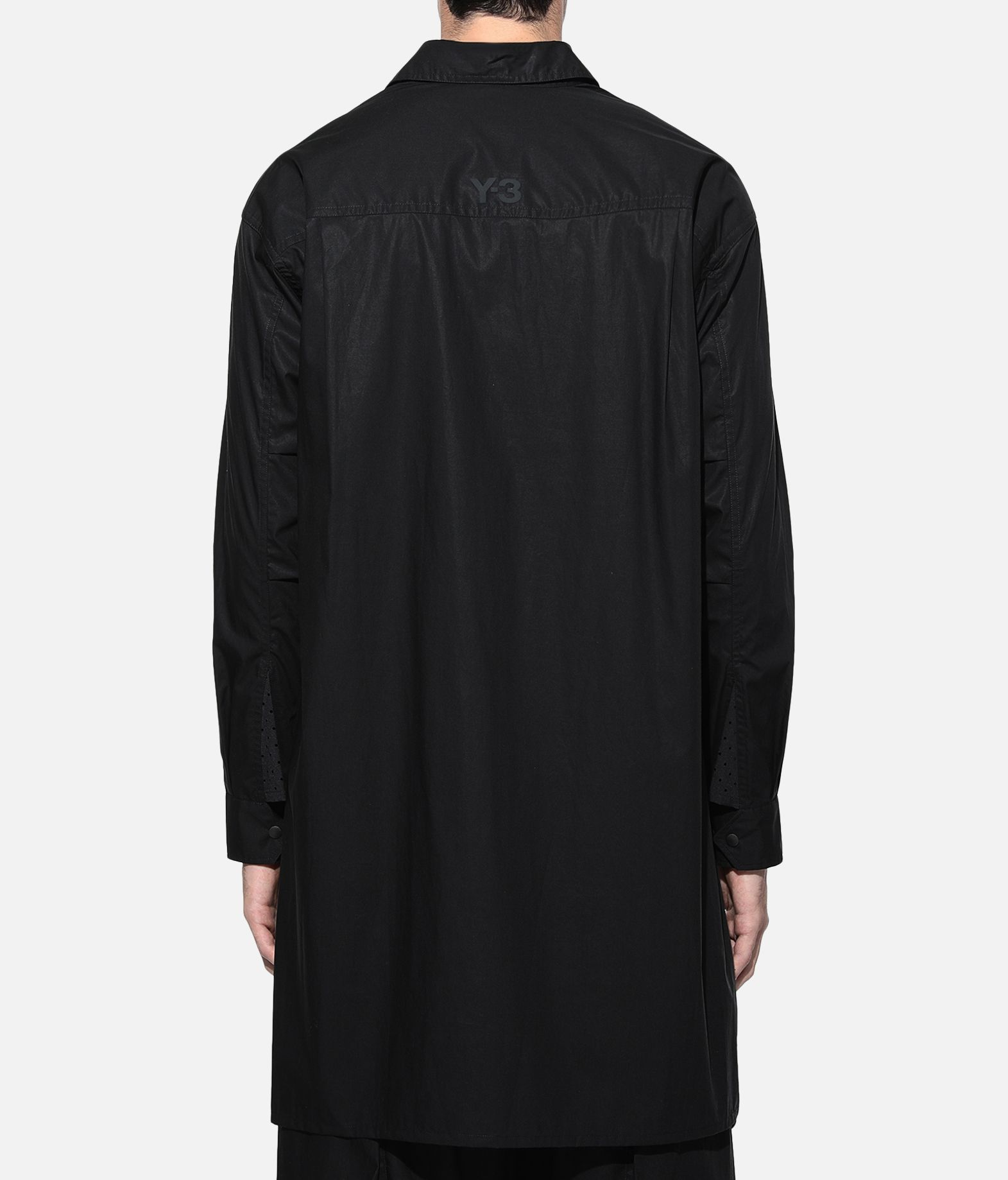 Y-3 Y-3 Tech Long Shirt Long sleeve shirt Man d