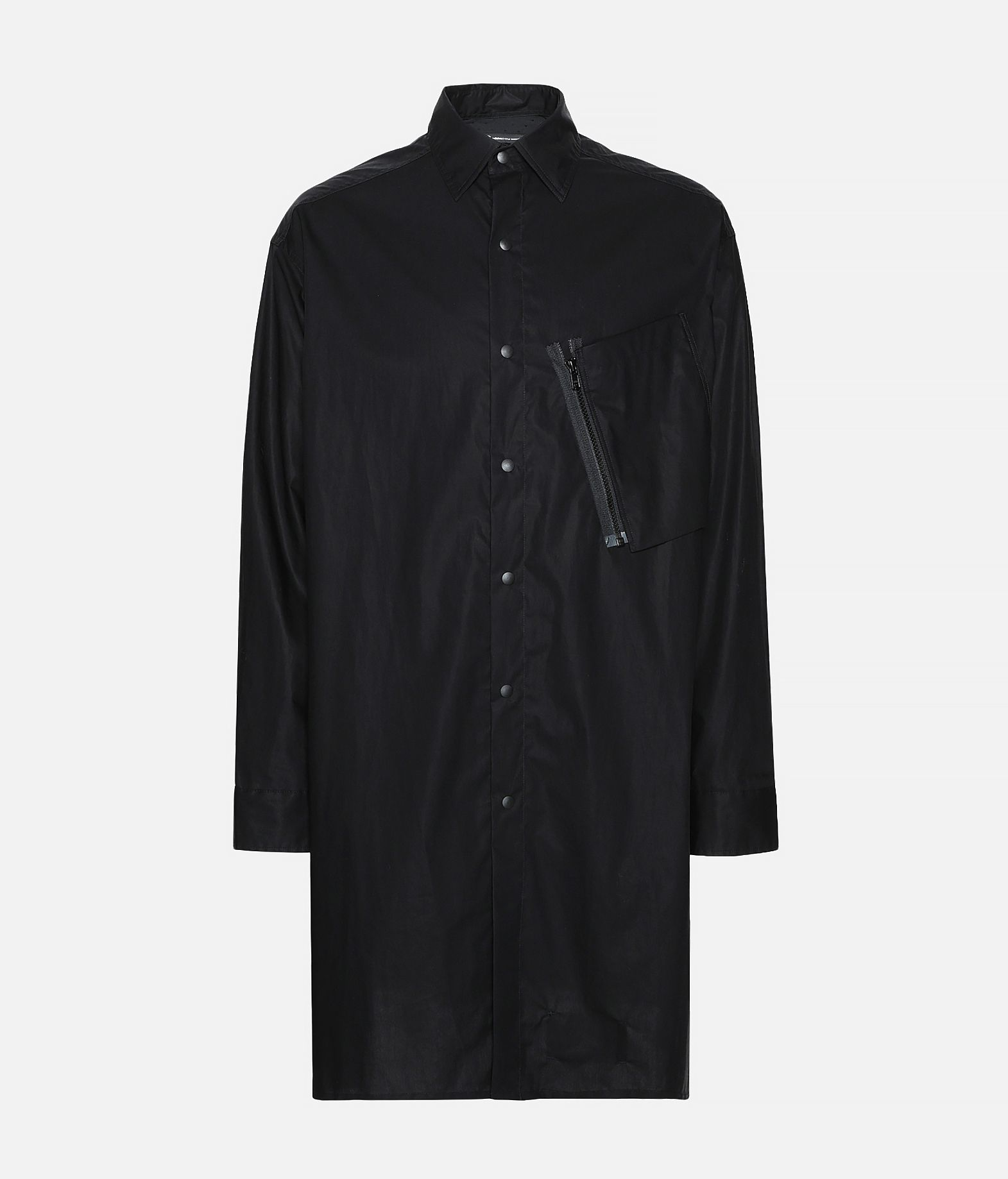 Y-3 Y-3 Tech Long Shirt Long sleeve shirt Man f