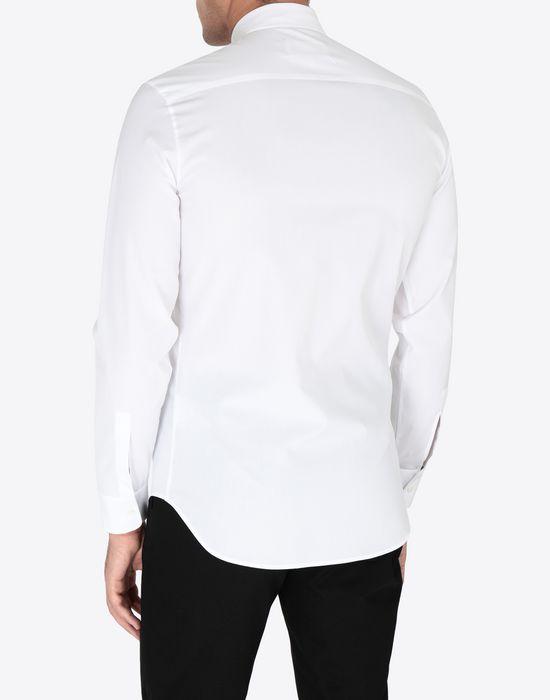 MAISON MARGIELA Shine pocket poplin shirt Long sleeve shirt [*** pickupInStoreShippingNotGuaranteed_info ***] e