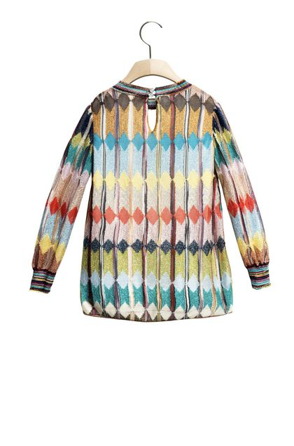 MISSONI KIDS Tunic Sand Woman - Front