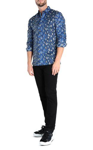 JUST CAVALLI Long sleeve shirt [*** pickupInStoreShippingNotGuaranteed_info ***] Chui shirt f